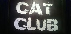 I'm throwing a party at the Cat Club in SF on Aug 7 - an Early Bird 80s Dance Party - hope you'll be there!