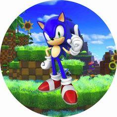 Sonic Birthday Parties, Friends Birthday Cake, Sonic Party, Friends Cake, 11th Birthday, Girl Birthday, Sonic The Hedgehog Cake, Sonic Cake, Sonic Team