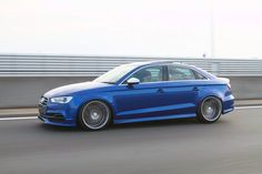 Audi S3 Sedan moving Photo