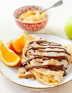 Yogurt Pancakes, Dessert Recipes, Desserts, Tasty, Sweets, Pierogi, Cooking, Breakfast, Ethnic Recipes