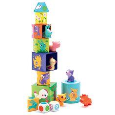Kinderspelletjes Djeco Ludanimo #toys  #djeco #littlethingz