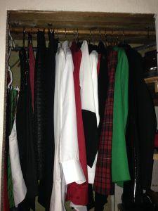 Wardrobe Rack, Fashion Styles
