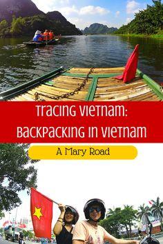 Tracing-Vietnam- Backpacking-in-Vietnam