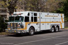 Bethesda Chevy Chase Rescue Squad, Wheaton Rescue Squad, Lutherville Volunteer Fire Department,