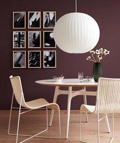 Rasterhängung: streng in Form - Wände mit Bildern dekorieren: die richtige Hängung 4 - [SCHÖNER WOHNEN]