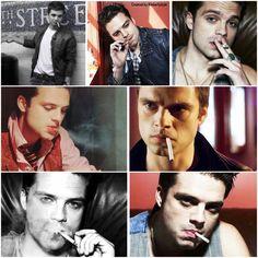 Smoking Sebastian ⭐ Stan created by Kimberlydyan