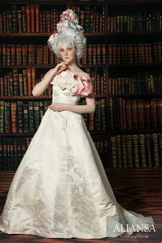 和ドレス 着物ドレス ピンクのAライン