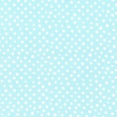 Dear Stella House Designer - JAdore Stella - Confetti Dot in Blue