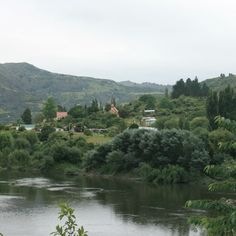 Whanganui awa , New Zealand. Photo by Charles Quirk. Jerusalem, New Zealand, Beautiful Places, Australia, America, River, Outdoor, Outdoors, Rivers