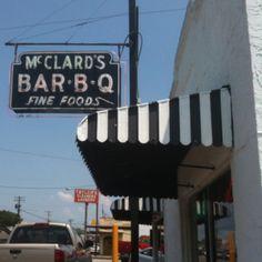 McClard's, Hot Springs, AR