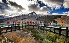 Ein Skywalk bietet himmlische Aussichten über Naturkulissen oder Metropolen. Wir zeigen die aufregendsten Skywalks weltweit.