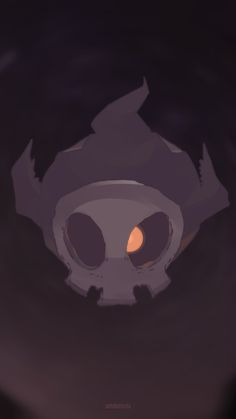 Duskull is not a member of Jessie's Pokémon, but rather a Pokémon that haunts him every night in nightmares and reminds him of his death. Ghost Type Pokemon, All Pokemon, Pokemon Fan, Pokemon Images, Pokemon Pictures, Chandelure Pokemon, Pokemon Original, Pokemon Painting, Pokemon Collection