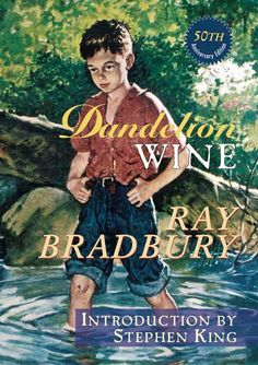 Dandelion Wine by Ray Bradbury.one of my all-time favorite authors. Kinds Of Reading, Reading Lists, Book Lists, I Love Books, Good Books, Books To Read, Teaching Literature, Great Words, What To Read