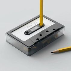 Visualjunkie - Concrete Stool, The Beast, Pencil Sharpener, Home And Deco, Minimal Design, Industrial Design, Industrial Architecture, Decoration, Creative Design