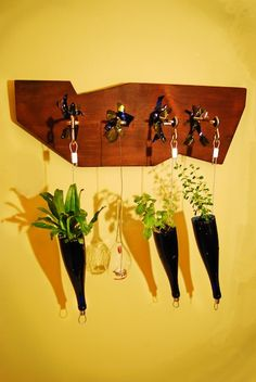 . . . . . How to Recycle: Recycled Home Decor