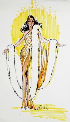 Bob Mackie costume for Cher's Monte Carlo concert in the 80's