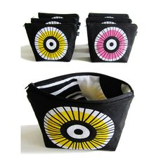 Handmade Silmä pouches
