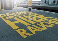 Design im öffentlichen Raum