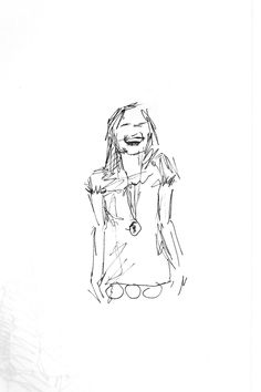Pen sketch 2008