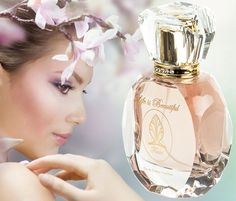 Perfume Fruité · Florencia Collection · Life is Beautiful; Fruity Floral Composition of Fresh Light Notes; Summer EDP Spray for Women
