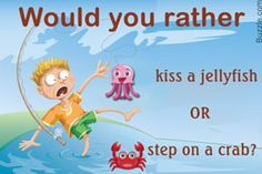 Funny Would You Rather Questions