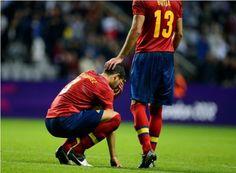 team Spain men soccer