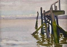 View BELFAST LOUGH By John Luke; Access more artwork lots and estimated & realized auction prices on MutualArt. John Luke, Belfast, Artwork, Work Of Art, Auguste Rodin Artwork, Artworks, Illustrators