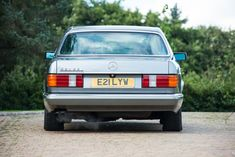 1988 Mercedes-Benz 560 SEL - Formerly the Property of King Hussein and Queen Noor of Jordan - Silverstone Auctions