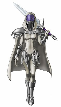 Tali-Claymore by spaceMAXmarine
