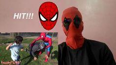 SPIDERMAN IN REAL LIFE PRANK Reaction! http://youtu.be/oGKVi8wT2gc