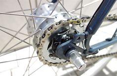 DIY: Neuaufbau eines alten Fahrrads - unhyped. Urban Bike Nabenschaltung, Dynamo, Diy And Crafts, Bicycle, Tricks, Led, Motorbikes, Retro Bicycle, Custom Bikes