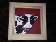 Gabrielle's Cow age 7