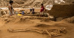 Story of Philistines Could Be Reshaped by Ancient Cemetery - The New York Times