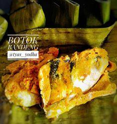 Resep botok enak instagram Indonesian Food, Chicken Recipes, Meat, Cooking, Muslim Fashion, Om, Kitchen, Indonesian Cuisine, Brewing