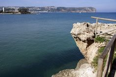 Mirador de la Punta de l'Arenal. Xàbia
