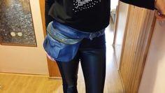 Co zrobić ze starych jeansów?
