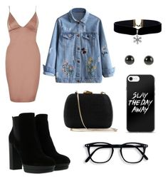 """""""Cause You Are Perfect"""" by bebarevay on Polyvore featuring River Island, Serpui and Hogan"""