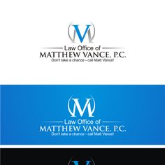 Eye-popping logo design for aggressive personal injury lawyer.