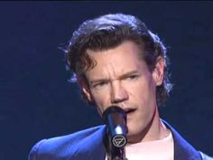 """On the other hand"" - Randy Travis. (Live)."