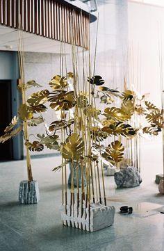 Elaine Cameron-Weir, Medusa, Installation view at Cleveland Museum of Art, 2014