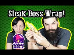 Taco Bell - Fully Loaded BOSS WRAP Supreme