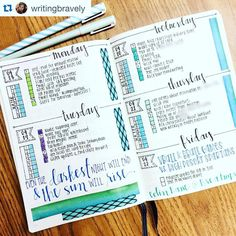 Astonishing Bullet Journal Dailies | Zen of Planning | Planner Peace and Inspiration
