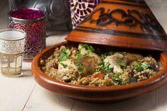 Prepara en casa un delicioso Tajín al estilo tradicional marroquí