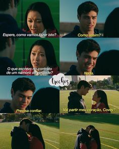 É muito amor por esse filme 💘 Film Lara Jean, Teen Wolf Memes, Love Is Scary, Good Girl Quotes, Famous In Love, Favorite Movie Quotes, The Best Films, I Still Love You, Romance Movies
