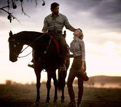 Hugh Jackman and Nicole Kidman- Australia