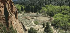 Photo from Bandelier National Monument