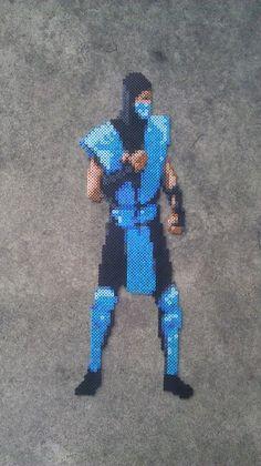 Sub-Zero, Mortal Kombat II