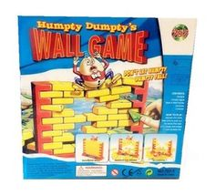 Gra Humpty Dumpty`s Wall Game