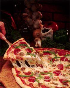 Секреты вкусной пиццы. Как правильно приготовить пиццу