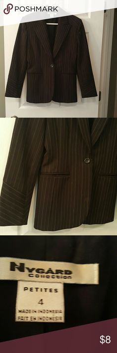 Nygard Collection Vintage Pants Suit size 4 Vintage Pants Suit and jacket Size 4 jacket size 6 pants Vintage Jackets & Coats
